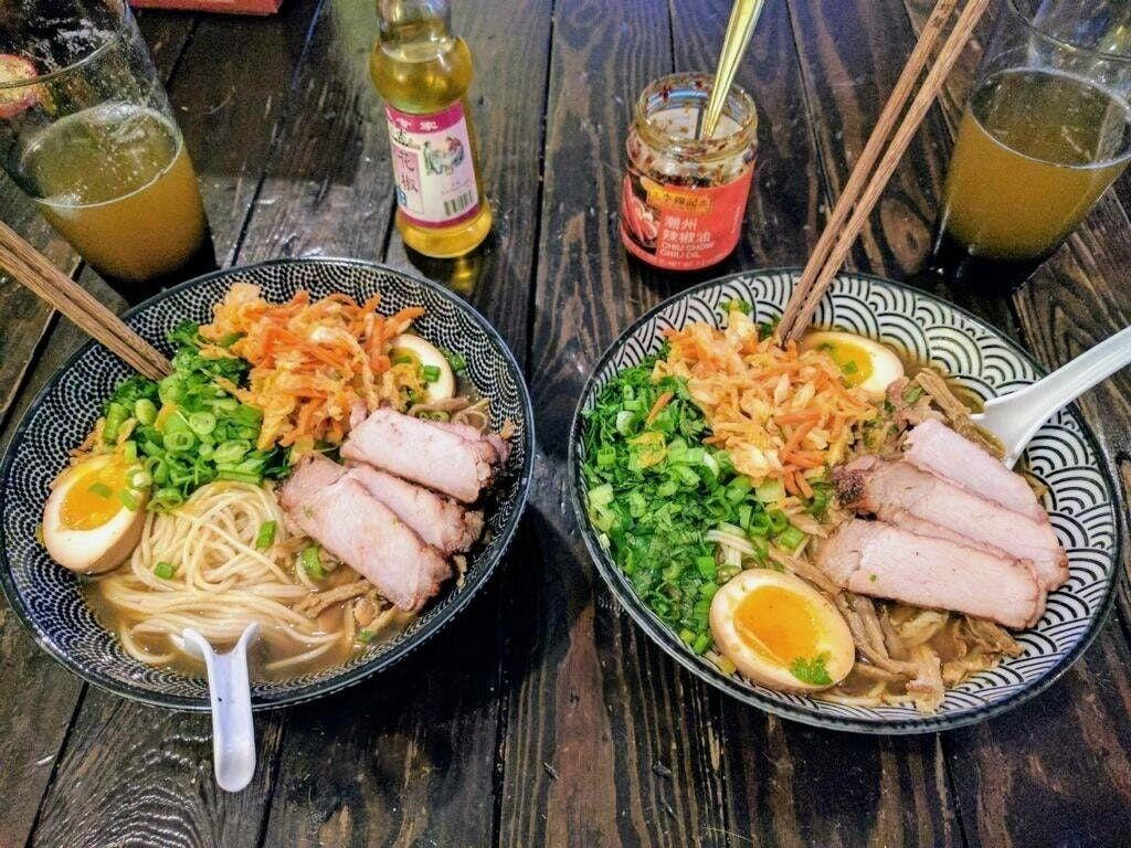 Reddit The Front Page Of The Internet Homemade Ramen Food