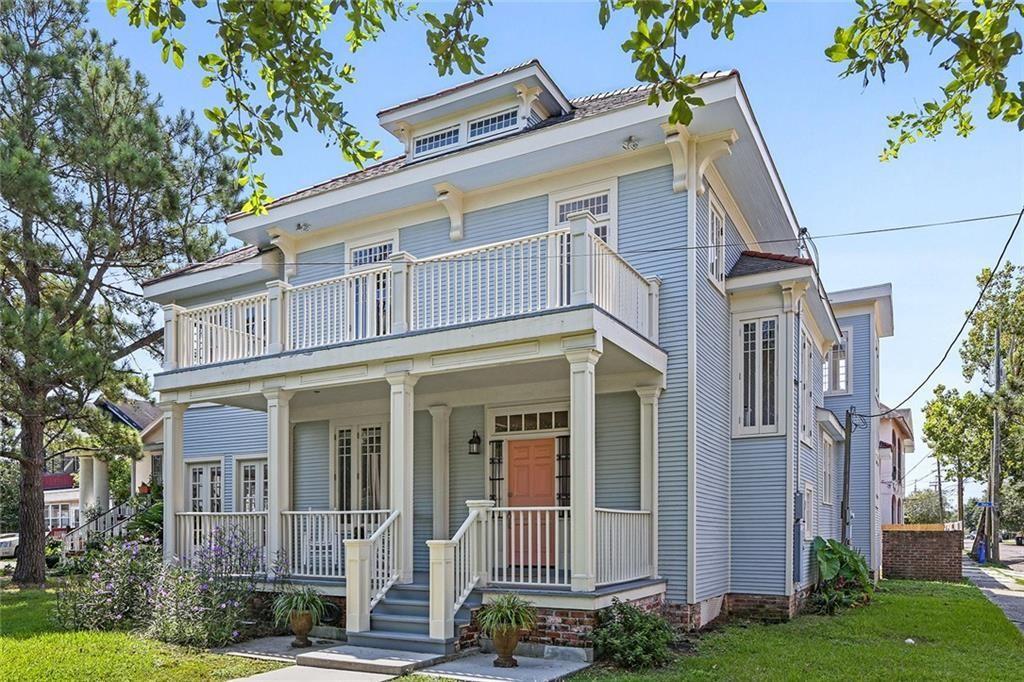New Orleans Craftsman Home House Real Estate Design Real Estate