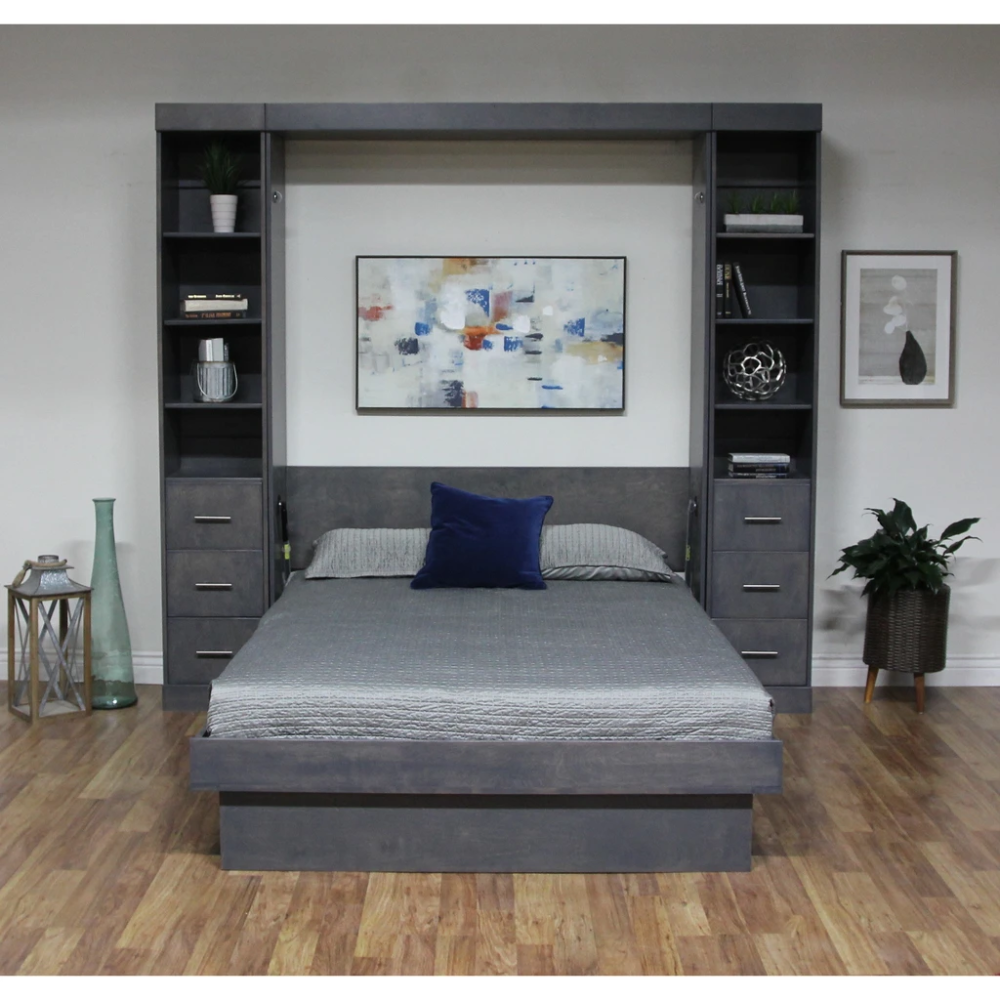 Fern Wallbed with Optional Side Piers Bedroom furniture
