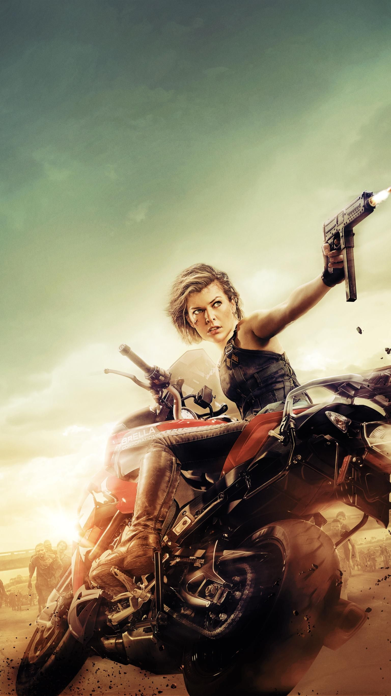 Resident Evil: The Final Chapter (2016) Phone Wallpaper | Moviemania | Resident  evil alice, Resident evil, Resident evil movie