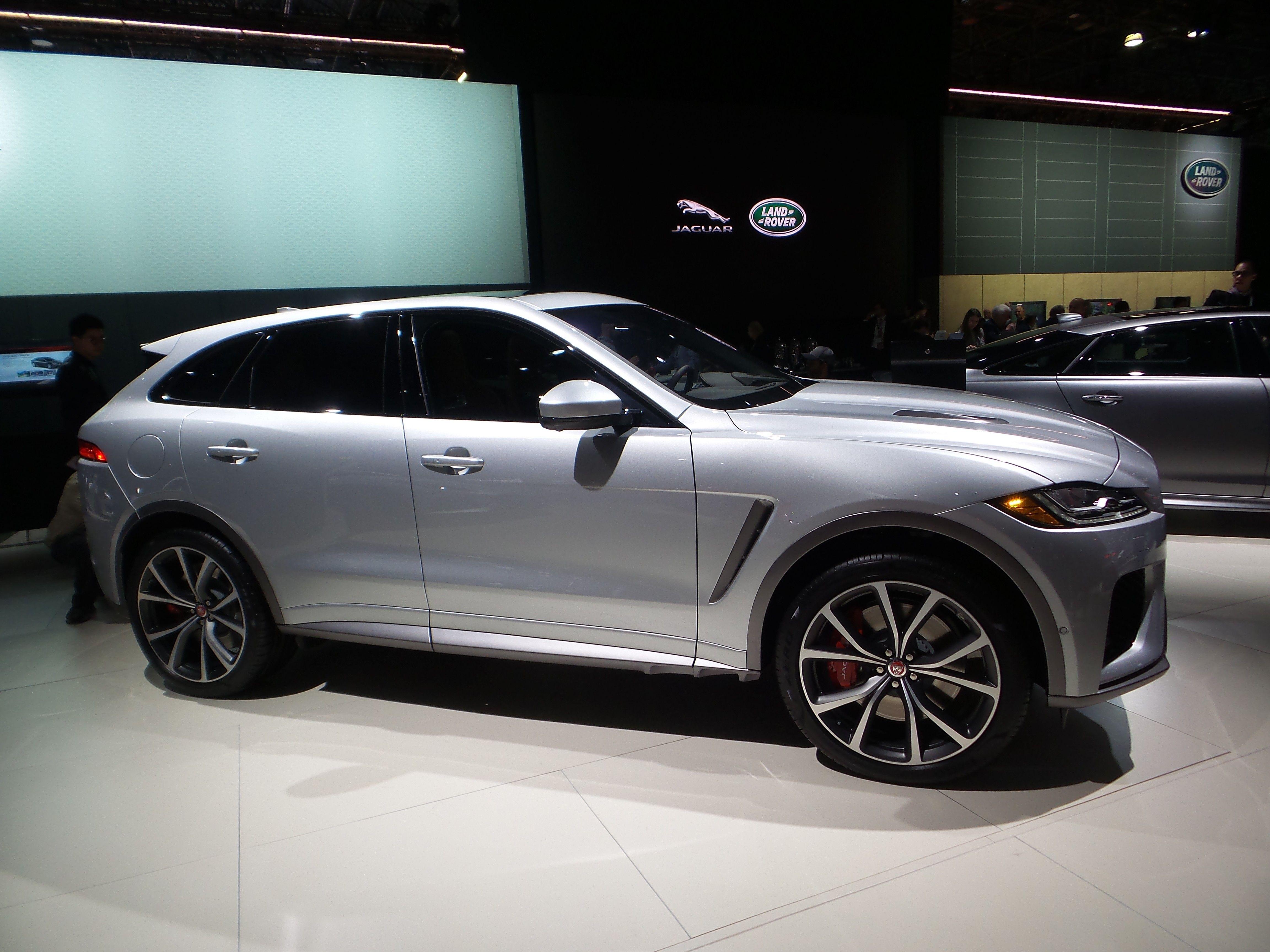 2019 Jaguar F Pace Svr New Review Jaguar Jaguar Suv Car