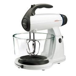 Sunbeam 2371 MixMaster Stand Mixer in White with 12 Speed Settings