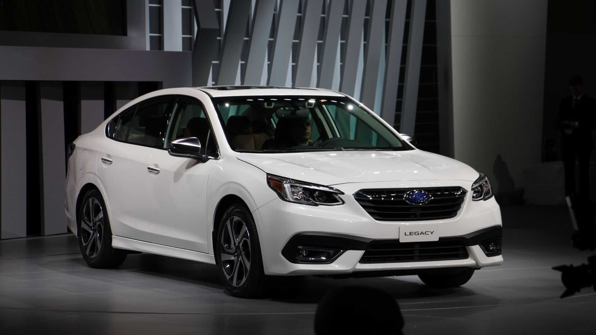 when will 2020 Subaru Legacy Mpg come out Subaru legacy
