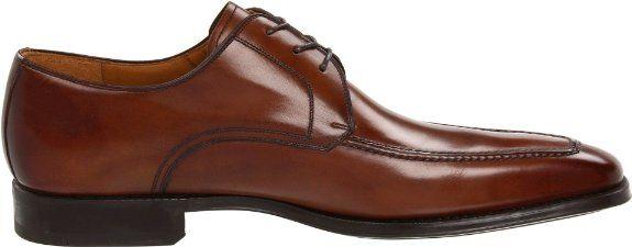 Magnanni Men's Pardo Lace Up (side profile) | Dress shoes