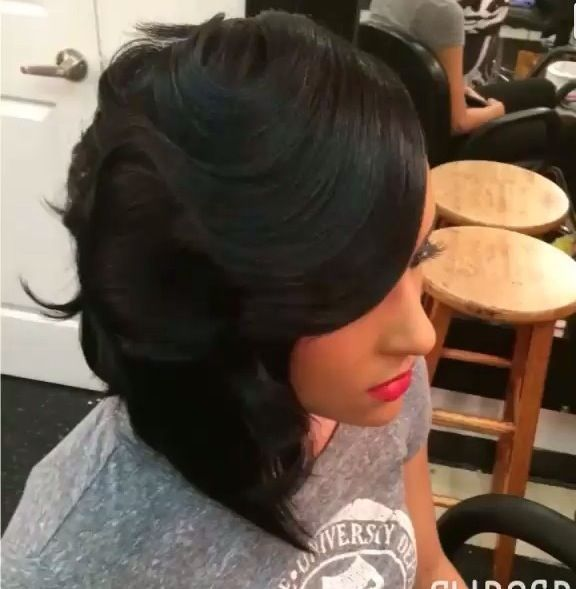 Incredible 1000 Images About Long Bob Hairstyles On Pinterest Bobs Short Hairstyles For Black Women Fulllsitofus