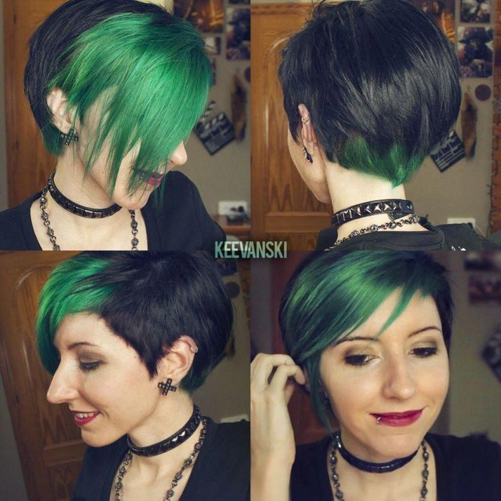 Go green learn how to dye your hair these fabulous shades of teal