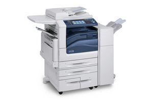 Las Maquinas Multifuncion De La Serie Xerox Workcentre 7800