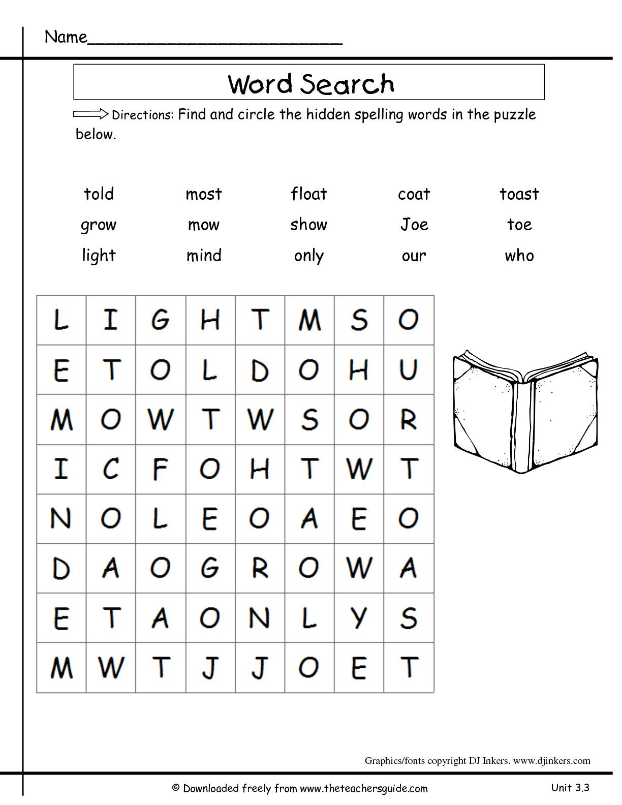 Unitthreeweekthreespellingsearchttg 001 001 Jpg 1224 1584 Spelling Worksheets 2nd Grade Spelling Words Grade Spelling [ 1584 x 1224 Pixel ]