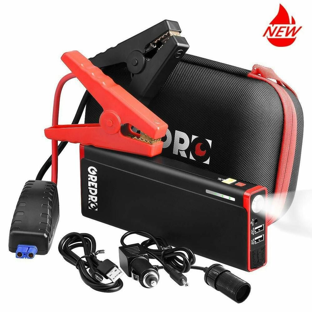 Ebay Advertisement New Car Jump Starter 1500a 21000mah Car Bat
