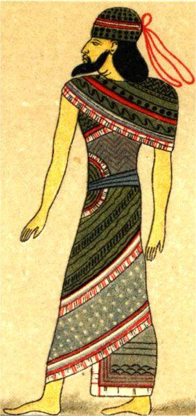 Assyrian 1400 BC