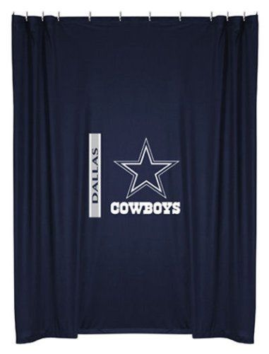 Nfl Dallas Cowboys Shower Curtain Sports Coverage Http Www