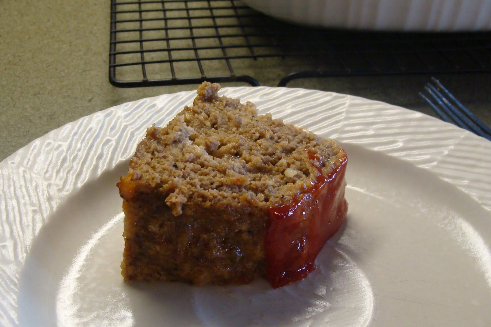 Kristi's Recipe Box Meatloaf with Panko Bread Crumbs   Meatloaf ...