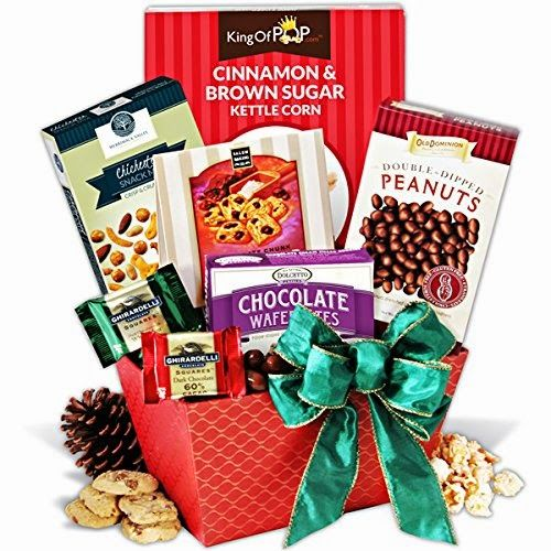 A Taste Of Christmas Gift Basket Christmas Gifts