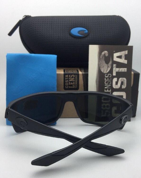 ff3294fdbd5 Polarized COSTA Sunglasses MOTU MTU 66 Matte Tortoise Frame w  580 Copper  Lenses