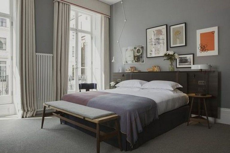24 Cozy Modern Simple Guest Bedroom Decorating Ideas Bedroomdecor