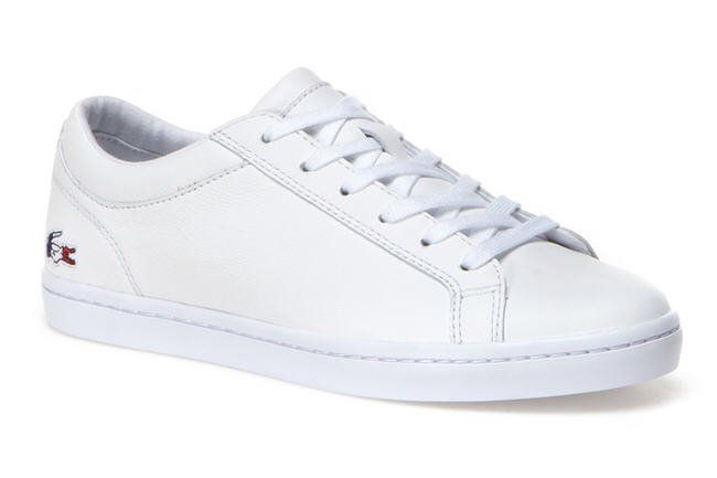 Basses Lacoste Straightset Sneakers Lacoste Et 4xd7wwqZ