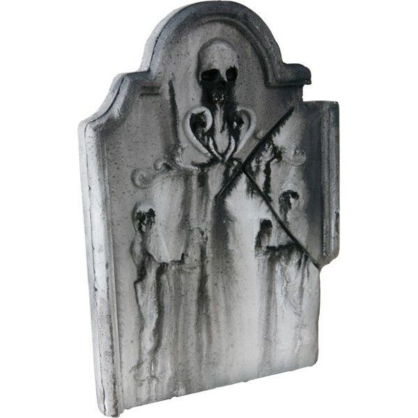 Fake Stone Washed Sculpted Tombstone