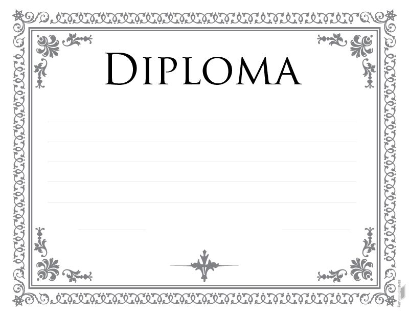 Ms de 25 ideas increbles sobre Plantillas de diplomas en