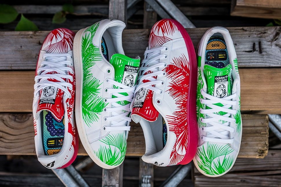 3aab2617ea9 The ongoing connection between Pharrell Williams and adidas Originals added  Billionaire Boys Club to the equation in 2015 with the release of a Stan  Smith