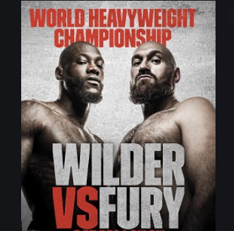 Deontay Wilder vs Tyson Fury 2 Live stream, TV channel
