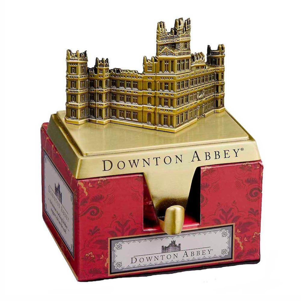 Kurt Adler Downton Abbey Antique Brass-Plated Stocking Hanger, Multicolor