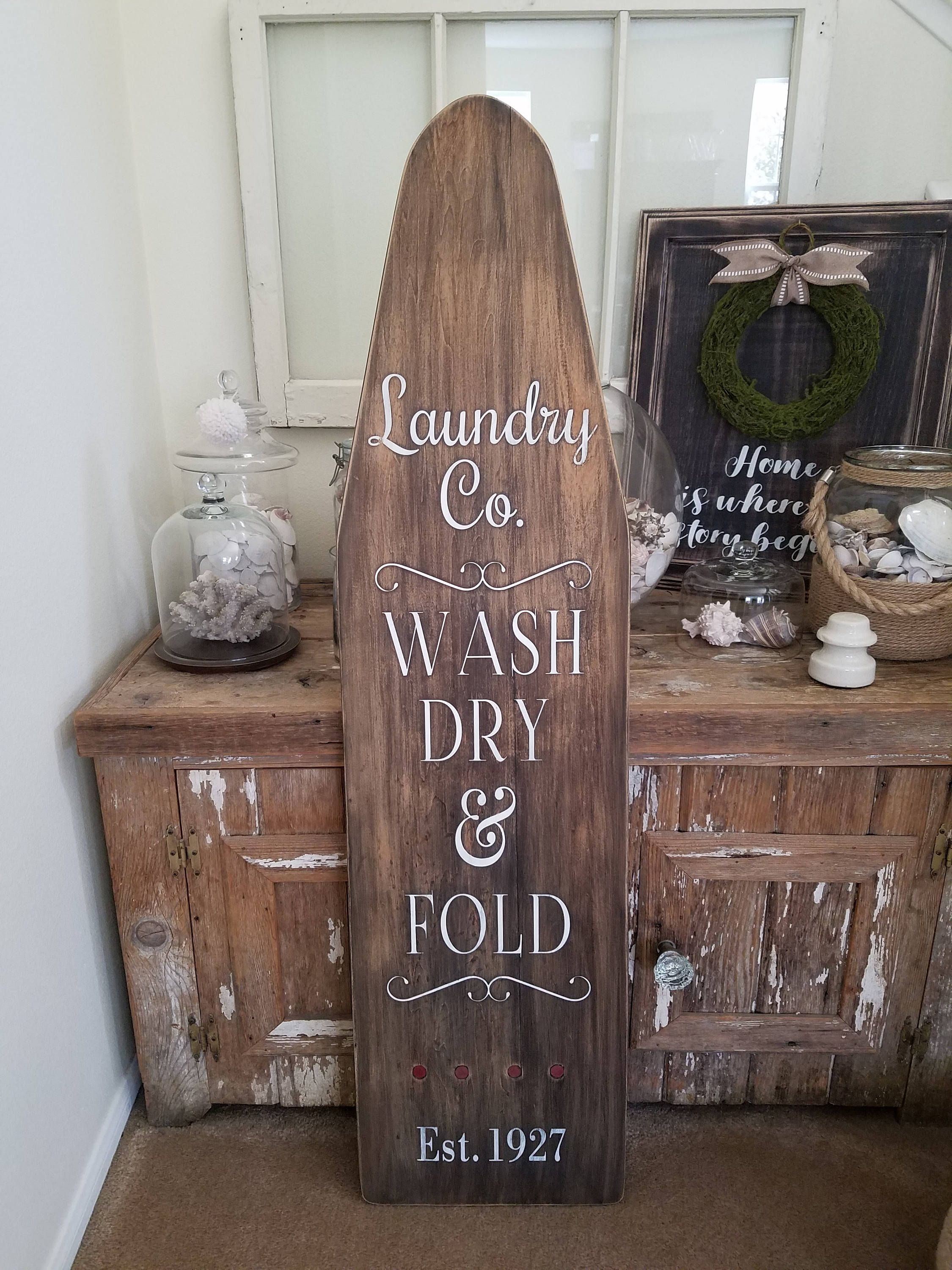 A Comprehensive Overview On Home Decoration Vintage Laundry Room Decor Vintage Laundry Room Laundry Room Decor