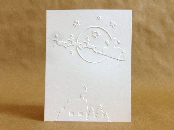 Boxed Christmas Cards - Unique Christmas Cards - Traditional