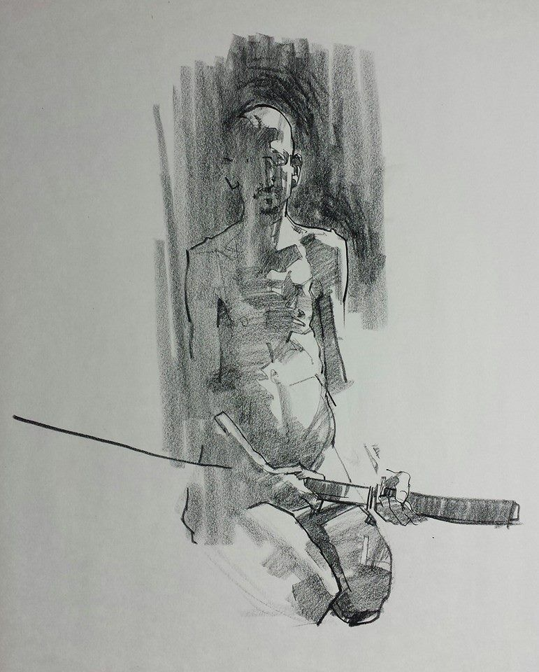Aaron Coberly Image Painting Drawing Proportions Drawings