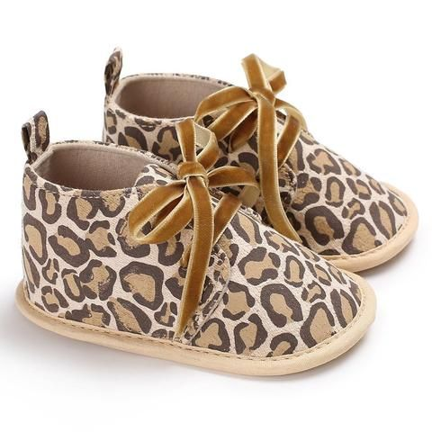 e74eae3b959d Raise Young Spring Summer Baby Girl Shoes Fashion Leopard Cotton Newborn  Girl First Walkers Toddler Infant Girl Footwear 0-18M From Touchy Style  Outfit ...