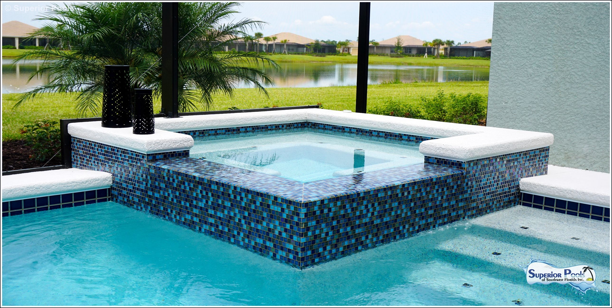 Pin by Superior Pools of SWFL, Inc. on Superior Pools 2017