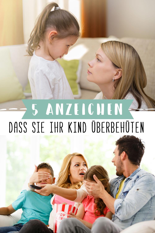 Fünf Anzeichen dafür, dass du dein Kind überbehütest. #Erziehung