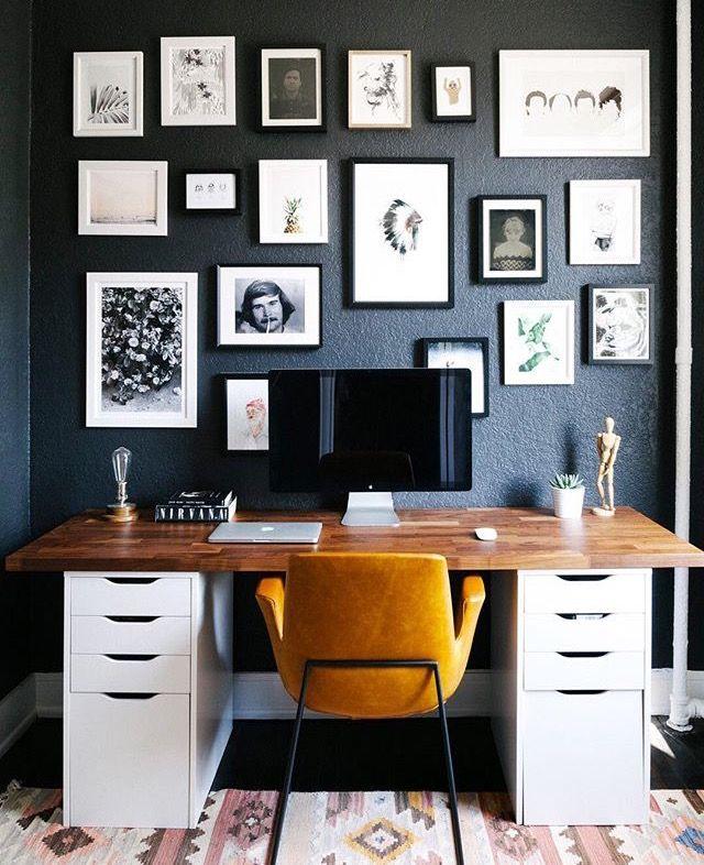 workspace | Workspace (Home) | Pinterest | Oficina en casa, Oficinas ...