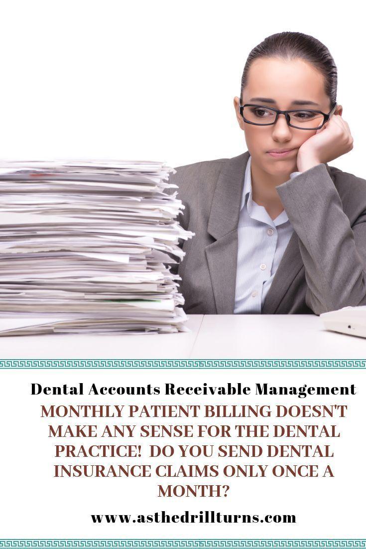 Accounts receivable dental practice dental insurance