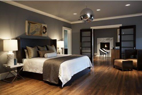 Love The Grey Bedroom Gray Master Bedroom Contemporary Bedroom Remodel Bedroom