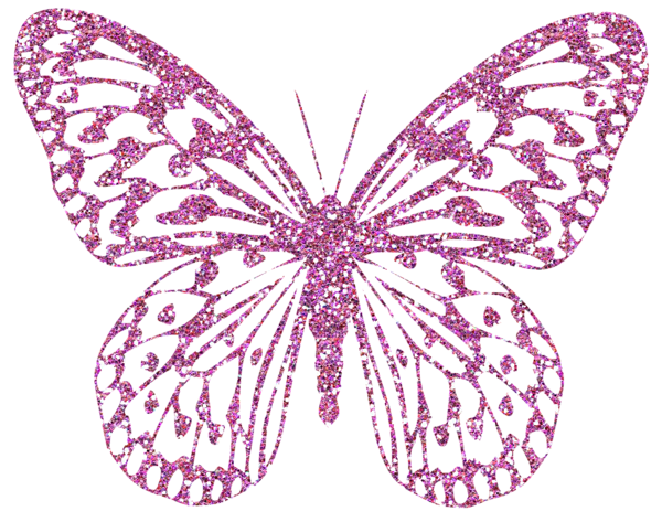 Pink Decorative Butterfly Png Clipart Image Butterfly Clip Art Clip Art Free Clip Art