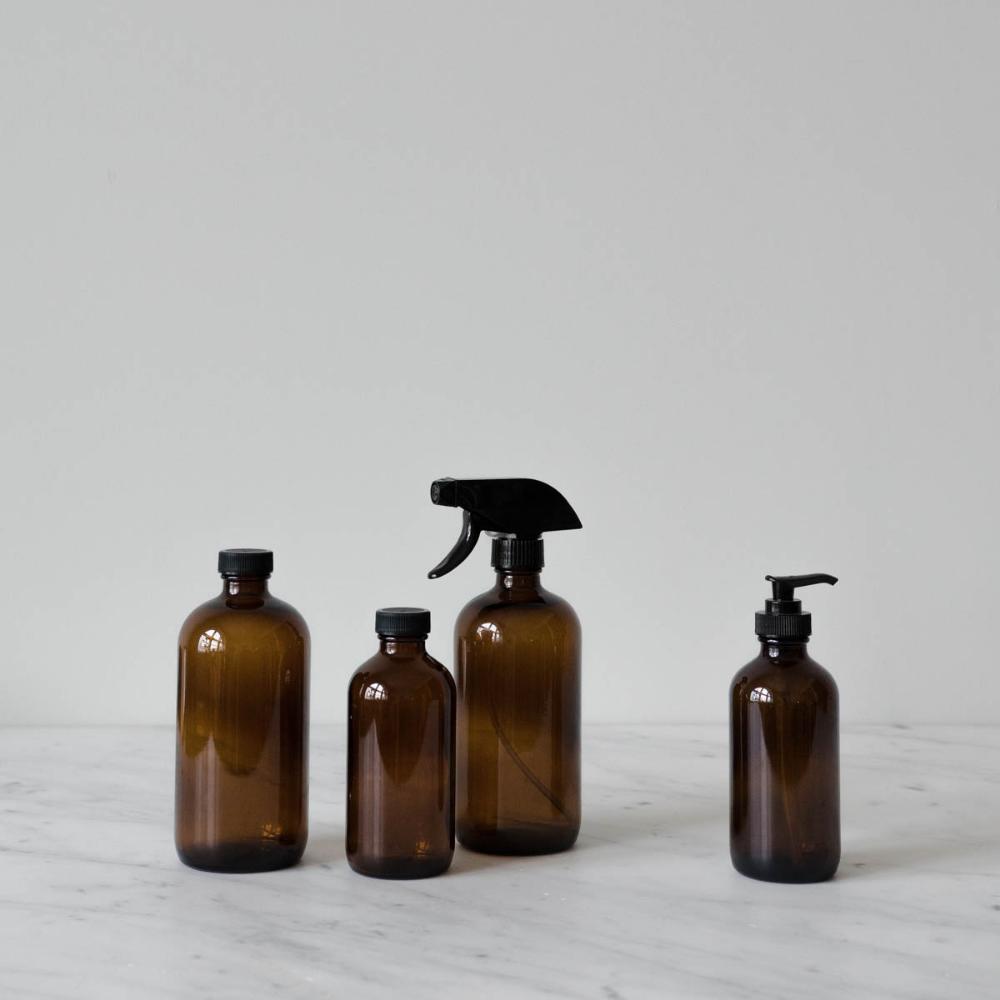 amber bottles in 2020 Amber bottles, Amber glass bottles