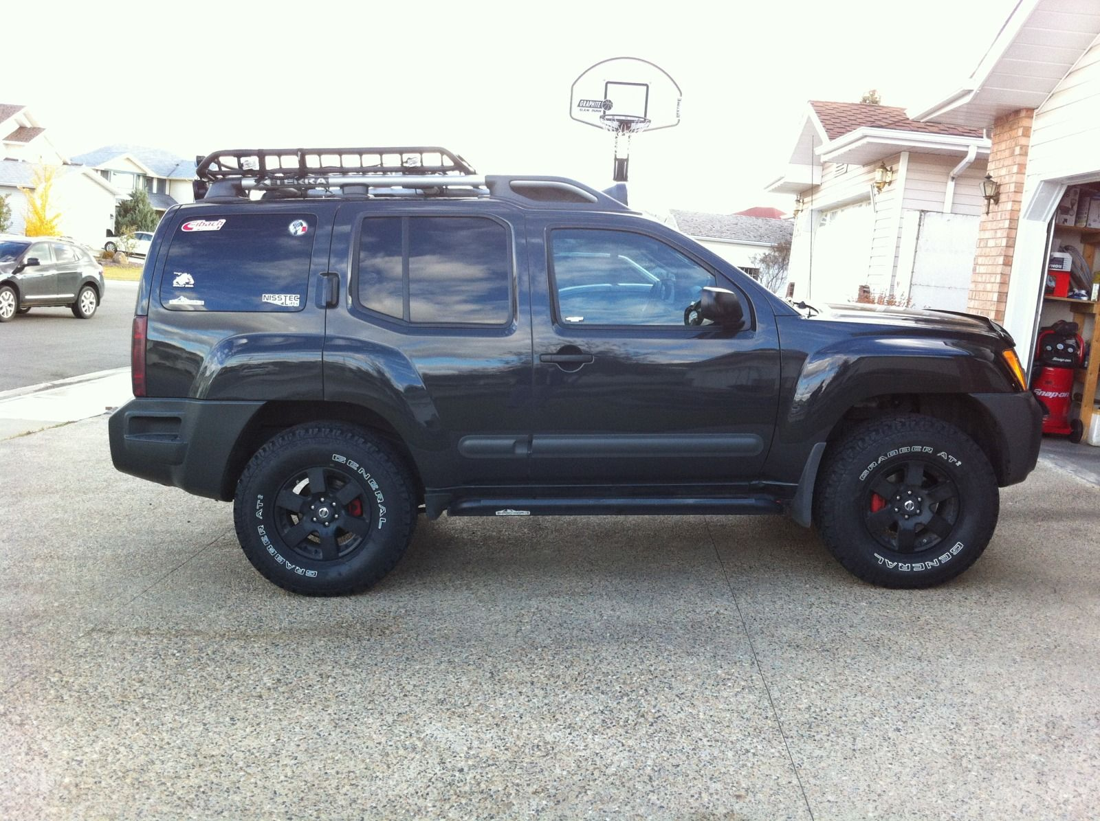 Wasabis Pro 4x Dark Knight Lifted 33 Totron Added Picture Heavy Thread Second Generation Nissan Xterra Forums 2 Nissan Xterra Nissan Nissan Pathfinder