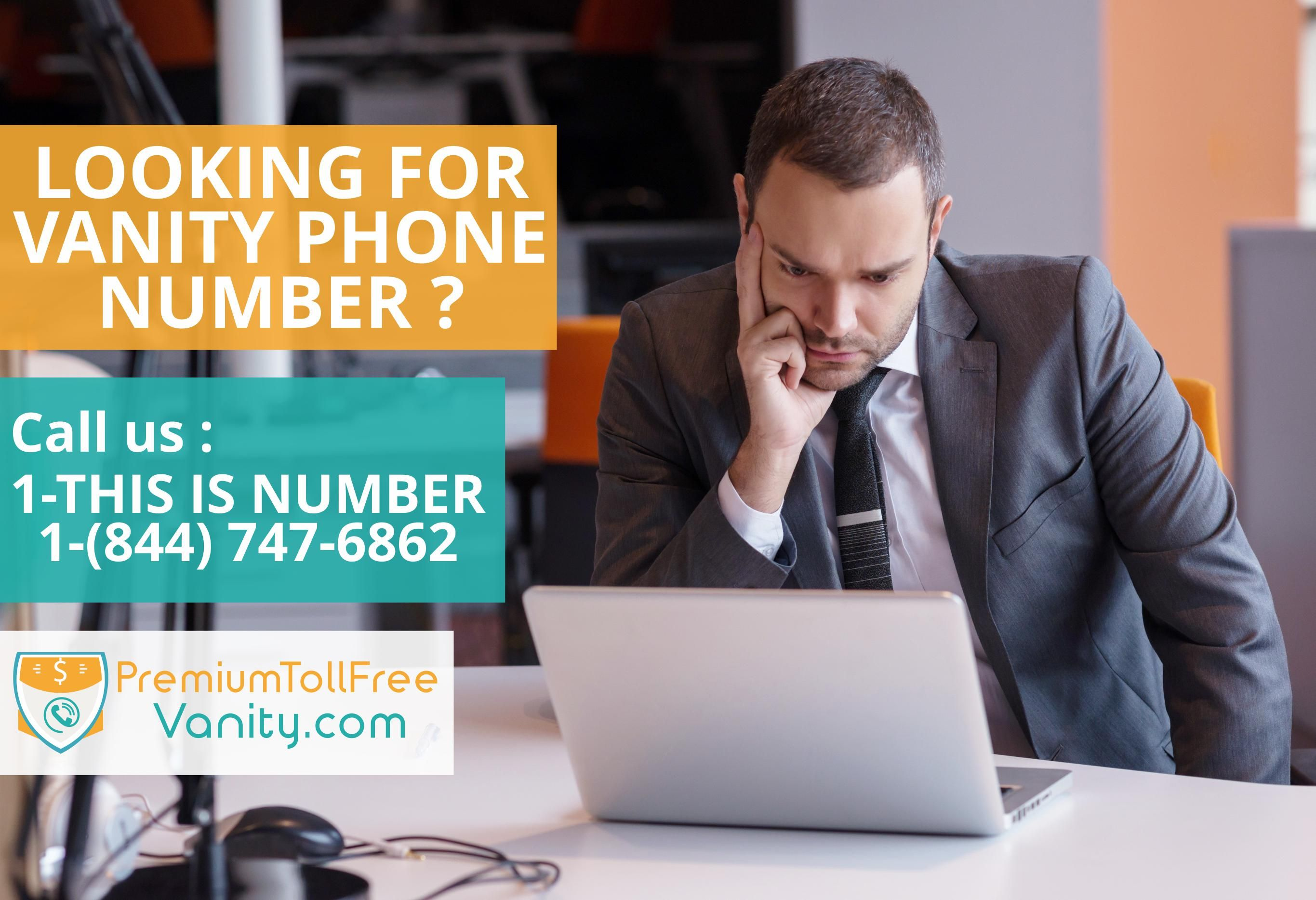 Still Are You Looking For #vanity Numbers To Your #Business ? These Premium  Vanity