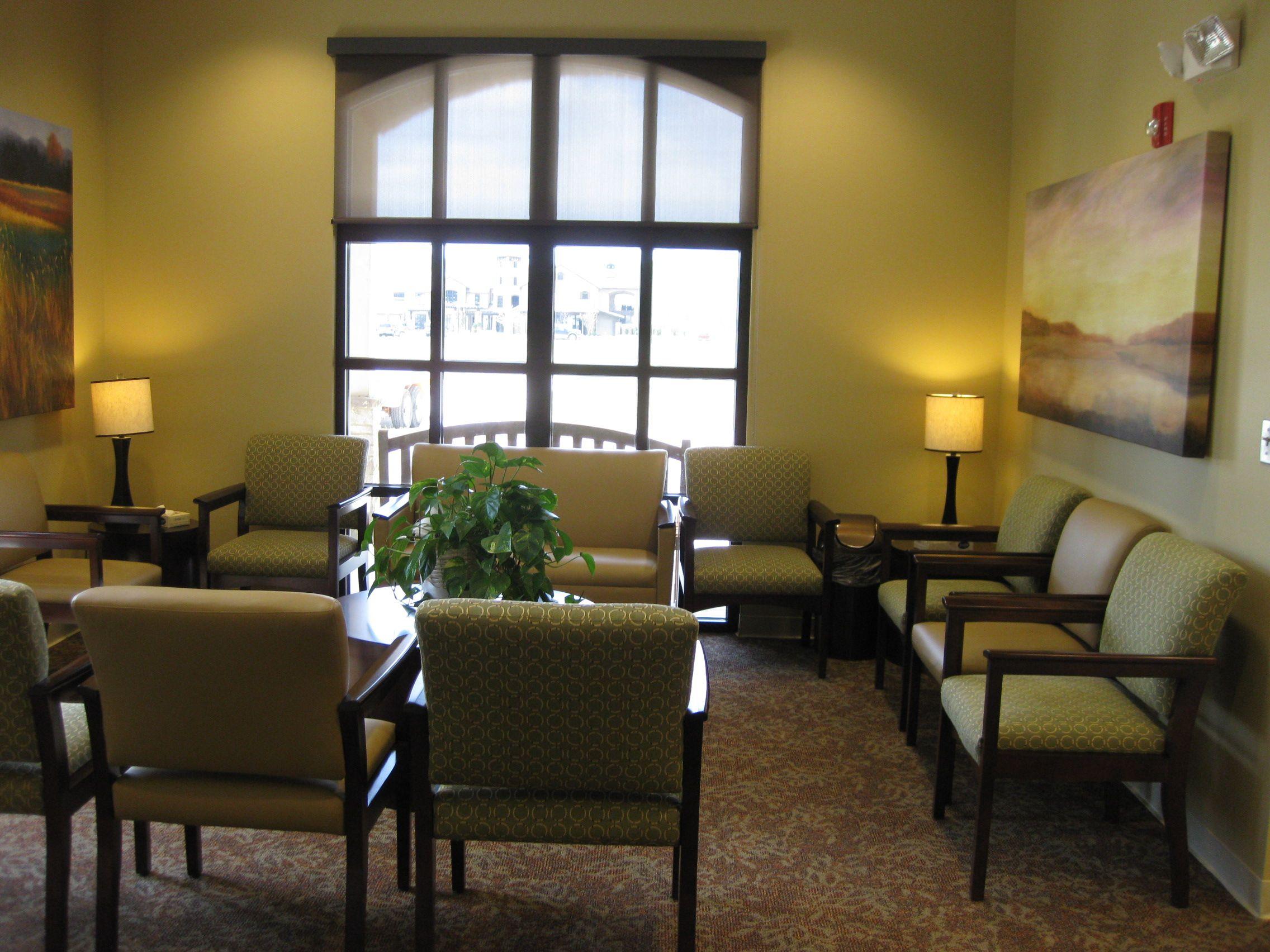 Doctor's Office Waiting Room | Random | Pinterest