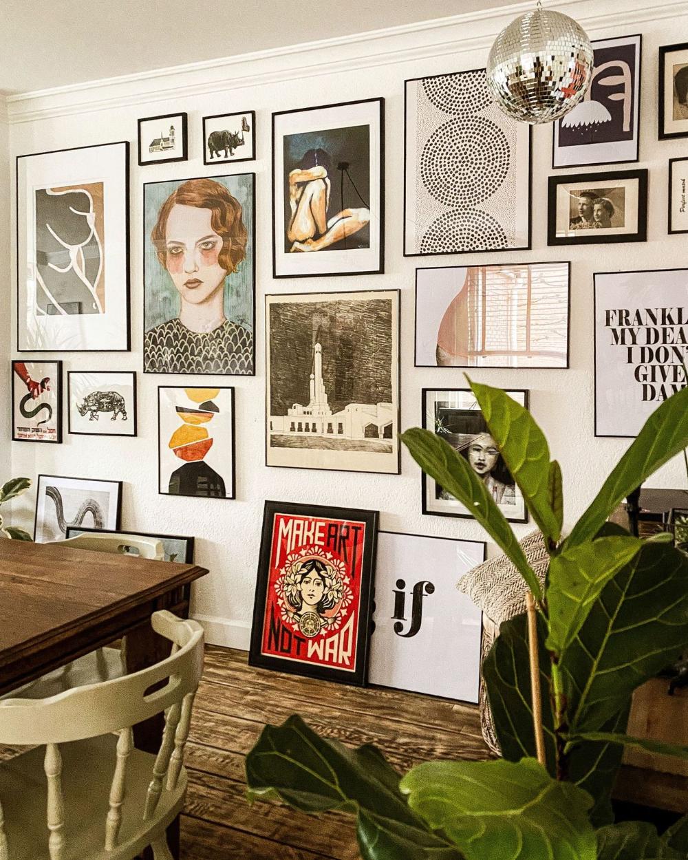 Tendance : le tableau ancien trouve une nouvelle jeunesse sur nos murs