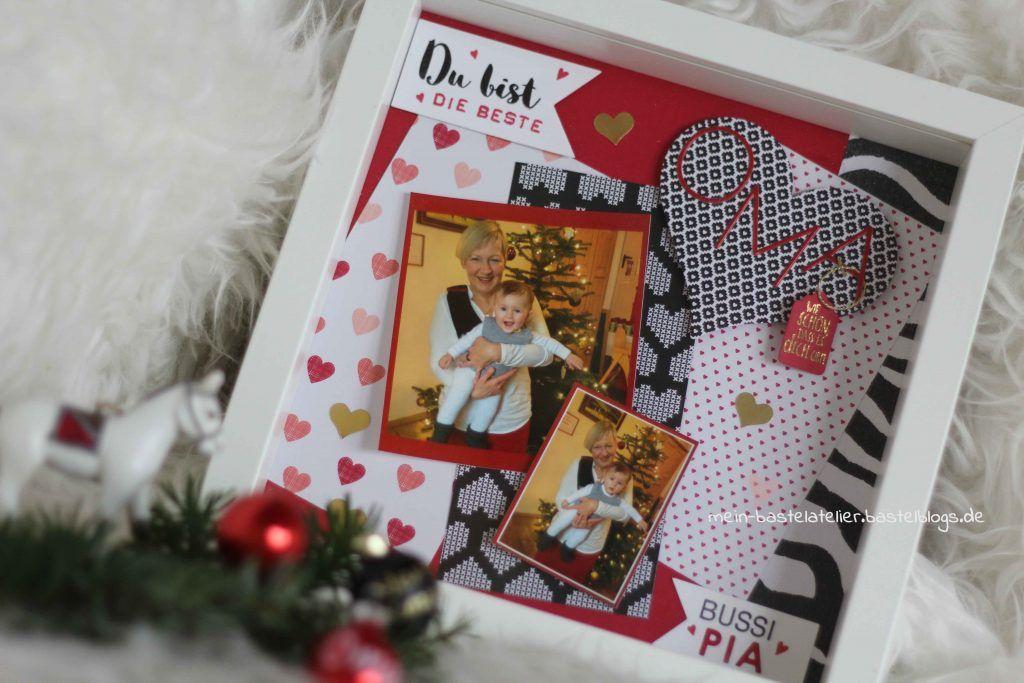 Fotorahmen Oma Grandma von Enkelin Geschenkidee RIBBA Rahmen ...