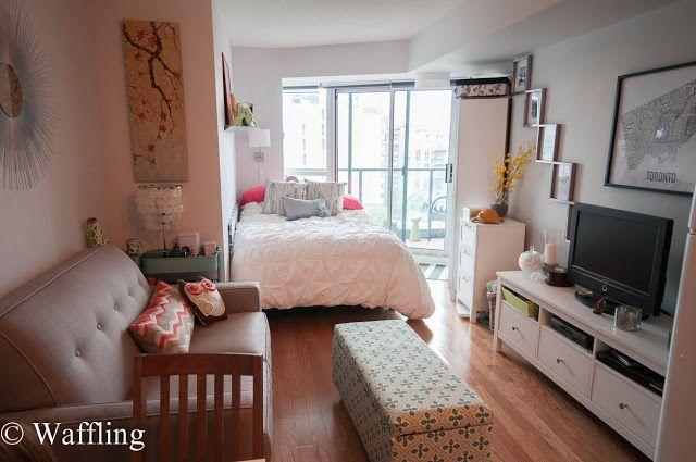 37 an elegant studio apartment ideas with pictures for Decoracion de interiores apartamentos tipo estudio