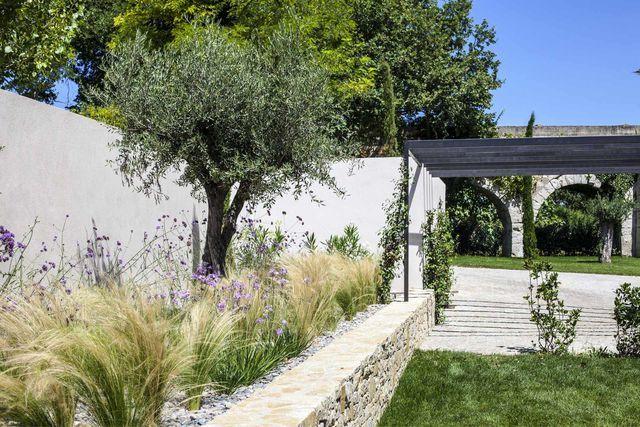 Jardin méditerranéen : des conseils pour l\'aménager   Jardin ...