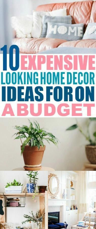These budget home decor ideas are really great    glad found easy diy now have  ways to decorate on dim also rh pinterest