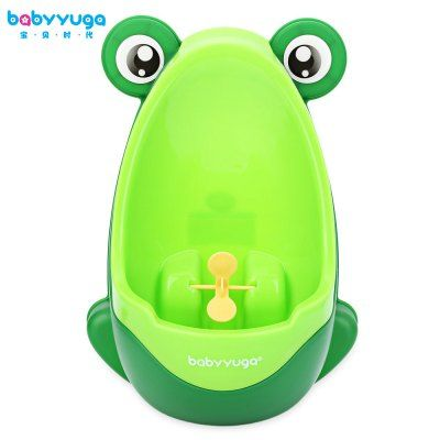 babyyuga boy baby child cartoon animal frog pp urinal