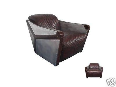 Aviator chair full leather!