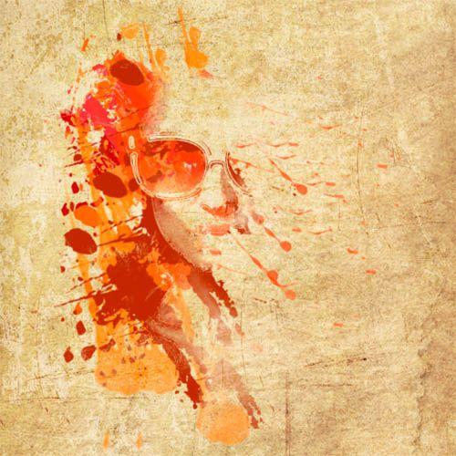 La Peinture Aquarelle Avec Photoshop Cc Photoshop Tutorial