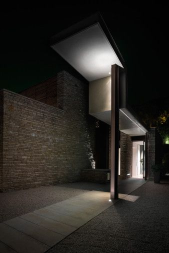 Villa Petraia, Brescia. Project by Stevan Tesic, light designer Marco Pollice.