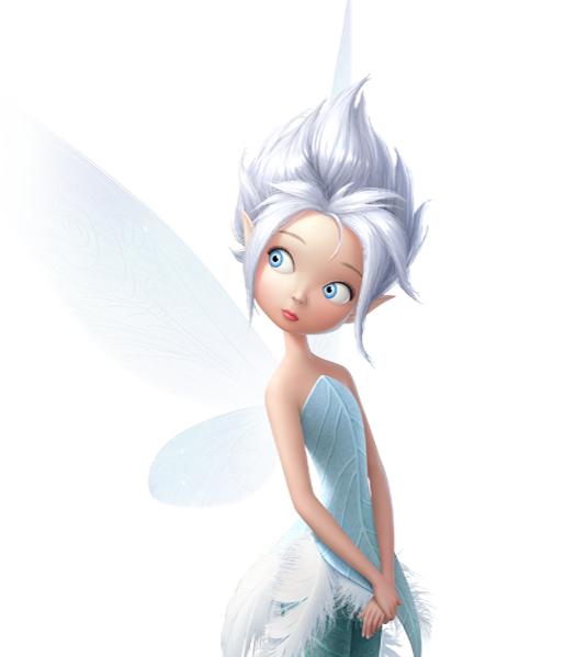 Periwinkle Hair + Make Up Tutorial: Dressing Up As Tinker ...