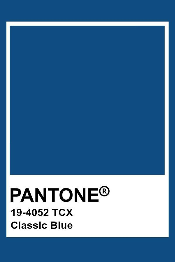 PANTONE 2020 | Color of the Year